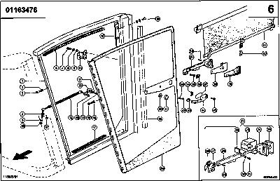 0000131420 Ключ центральный