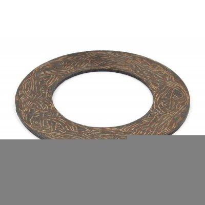 0006293390 Фрикционная накладка муфты перегрузки молотильного барабана комбайна CLAAS - 81х140мм